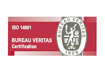 Certificado de Calidad ISO 14001 DIDOSEG