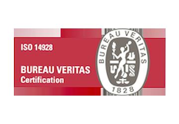 Certificado de Calidad ISO 14928 DIDOSEG
