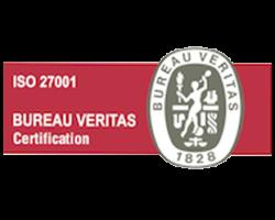 Certificado de Calidad ISO 27001 DIDOSEG